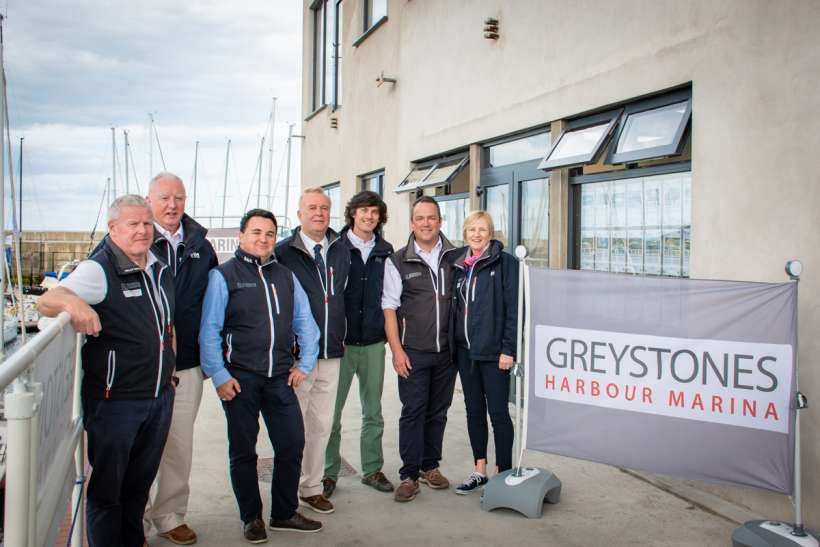 Greystones Harbour Marina Team
